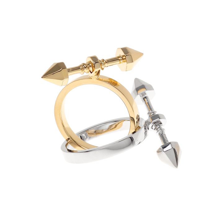 arrow bolt ring