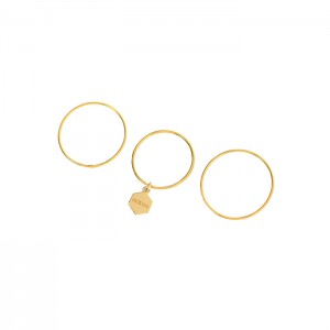 EVERYRING Slim / GOLD 3 SET