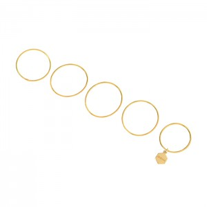EVERYRING Slim / GOLD 5 SET