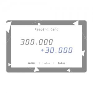 MZUU KEEPING CARD