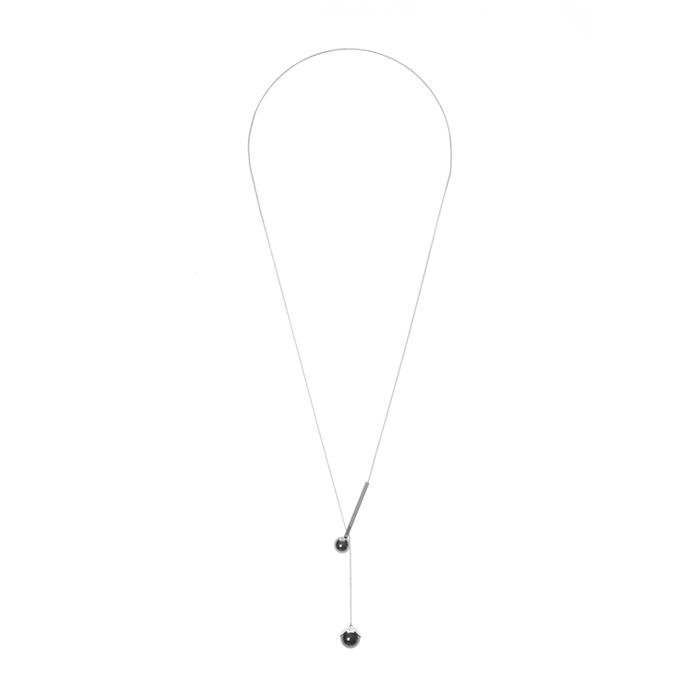 Full Moon Y-necklace