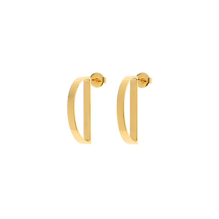 24/7 Mini D Earrings