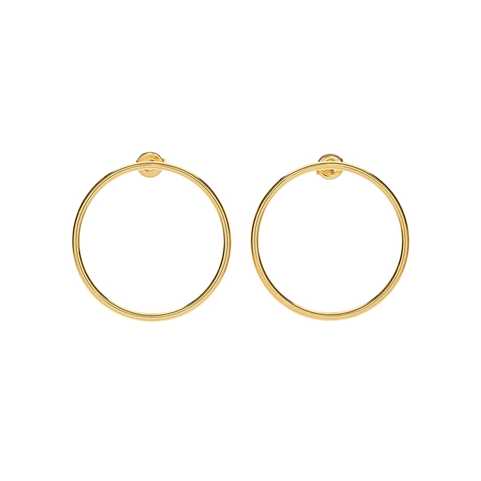 24/7 Hoop Earrings