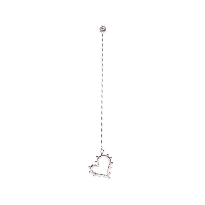 <b>'사랑의 온도' 서현진 귀걸이</b><br>Lover Heart Drop Single Earring
