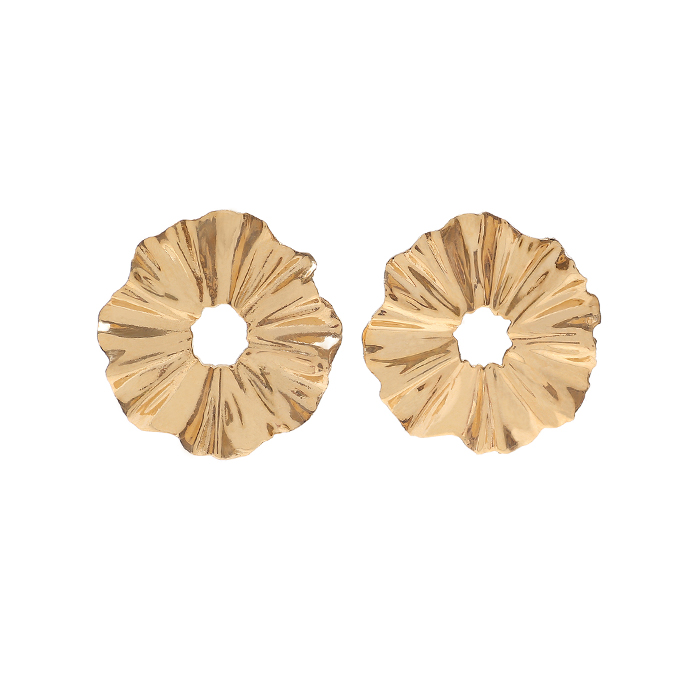 Joli Large Flare Earrings