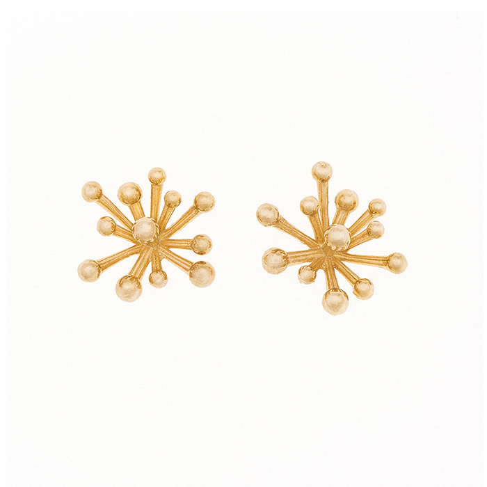 <b>선미 착용</b><br>Joli Large Dazzle Earrings