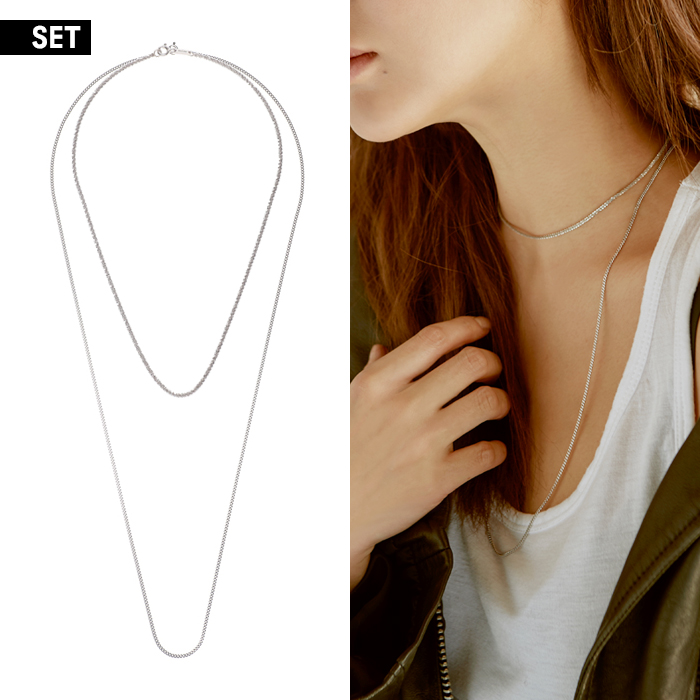 [SET] Joli Necklace Layering