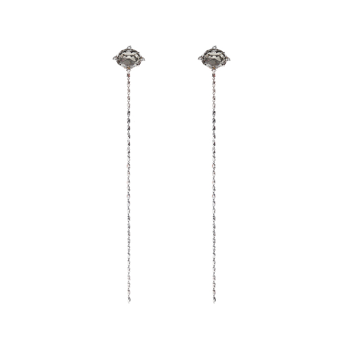 <b>보미, 채수빈 착용</b><br>Fantasia Crystal Drop Earrings
