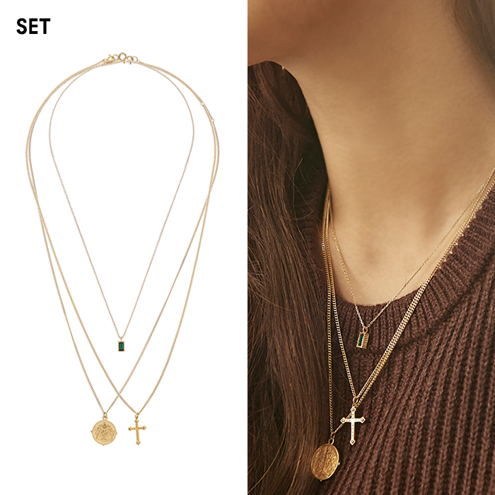Dreamer and Lover Necklace Layering