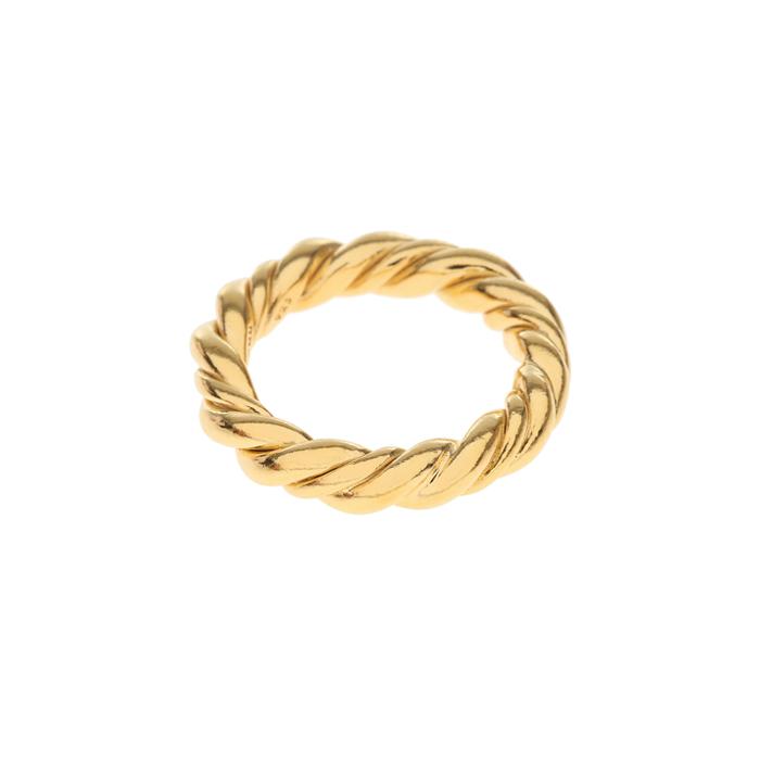 <b>박신혜, 김하늘 착용</b><br>Midnight Sun Rope Ring