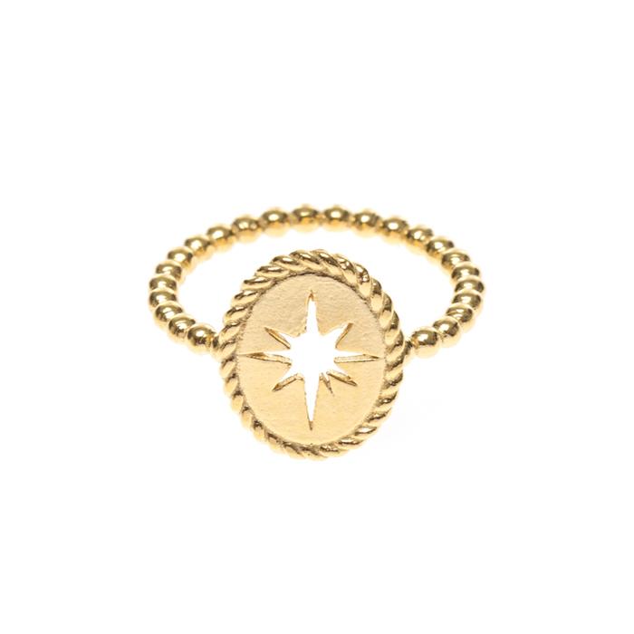 <b>박시연, 김하늘 착용</b><br>Midnight Sun Etoile Ring